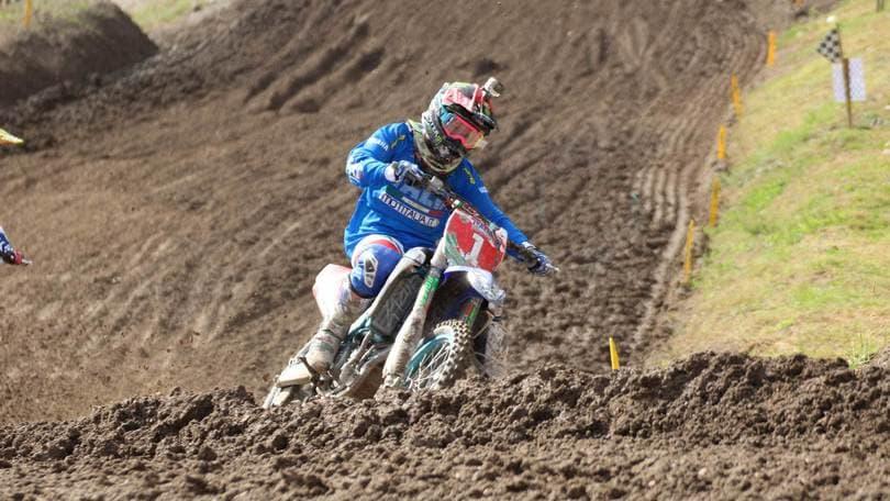 Motocross, Kiara Fontanesi regala il Nazioni all'Italia