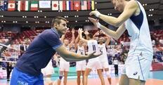 Europei Volley, Italia: vittoria per i quarti a 1,04