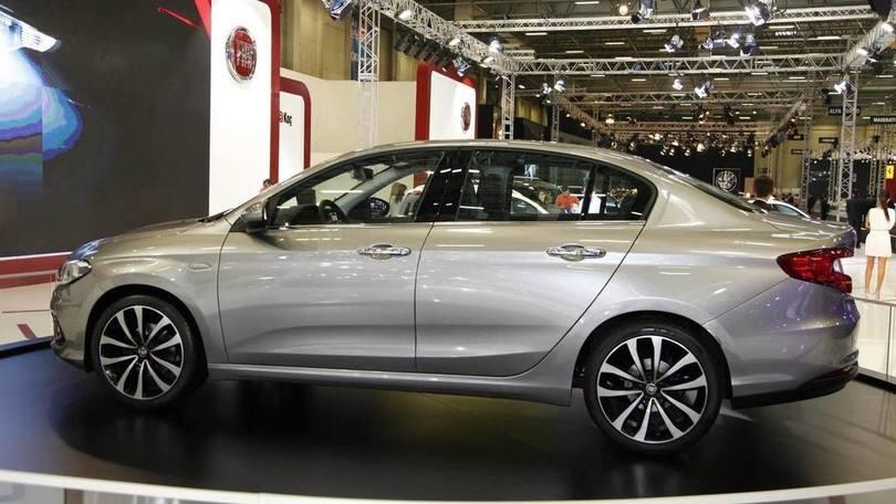Nuova Berlina Fiat Torna La Tipo Corriere Dello Sport