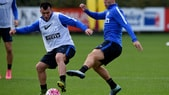 Inter, Medel fermo per un'intossicazione