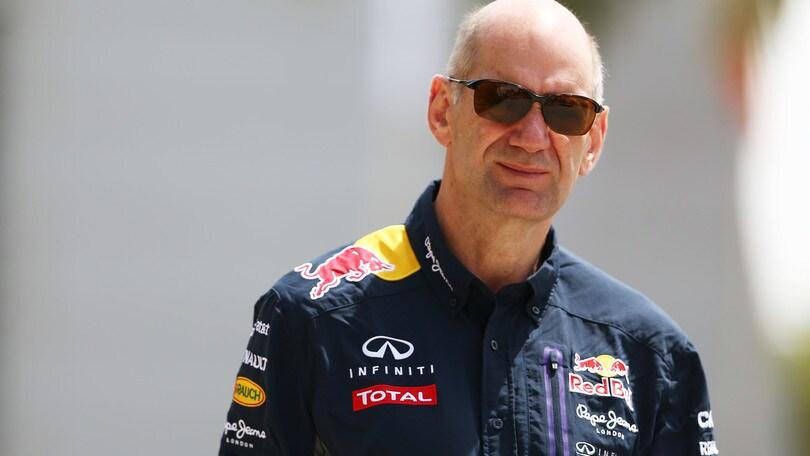 F1 Red Bull, Newey: «Honda farà salto di qualità nel 2016»