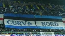 L'Inter ai tifosi: «Solo un colore sta bene col nero»