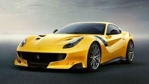 Nuova Ferrari F12 TDF, 780 cavalli e 799 esemplari