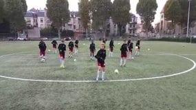 Gli allenamenti incredibili del Metz Under 15