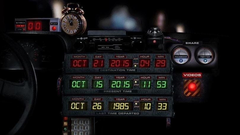 Ritorno al Futuro, Doc e Marty tornano per Toyota