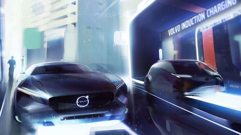 Volvo, la prima elettrica nel 2019