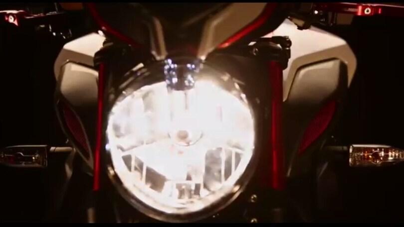 MV Agusta e Lewis Hamilton: Dragster in versione speciale