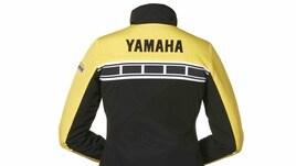 Yamaha: linea abbigliamento racing per la storia<br />