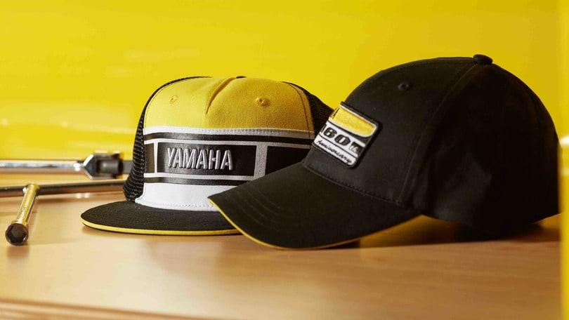 Yamaha: abbigliamento racing per la storia