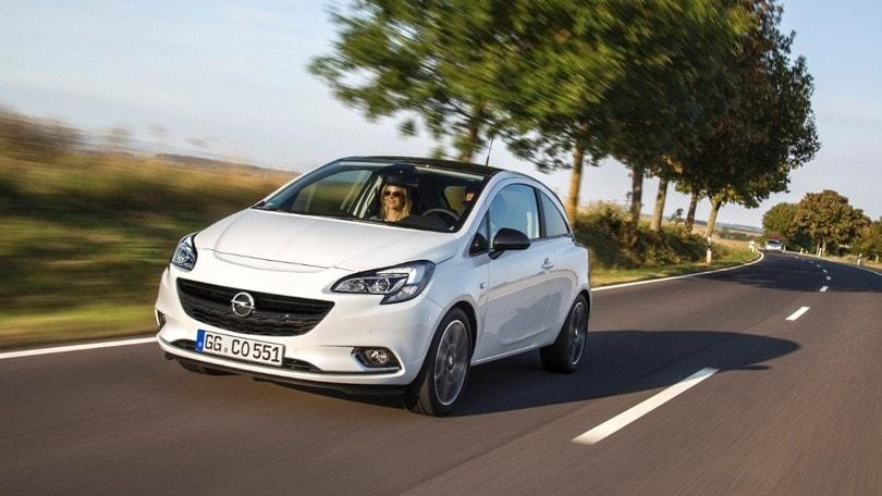 Opel Corsa GPL Tech, qualcosa in più