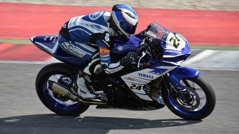 """Yamaha R3: le """"mini"""" MotoGp di Rossi e Lorenzo vanno forte"""
