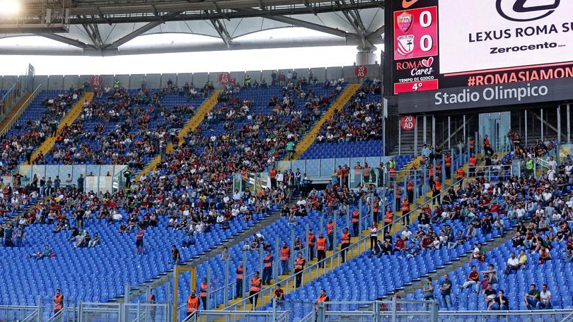 Serie A, calano gli spettatori: bene solo Juve e Milan
