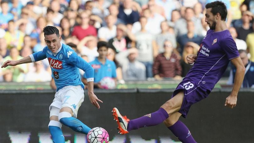 Serie A: Fiorentina - Napoli, in quota vince il Goal