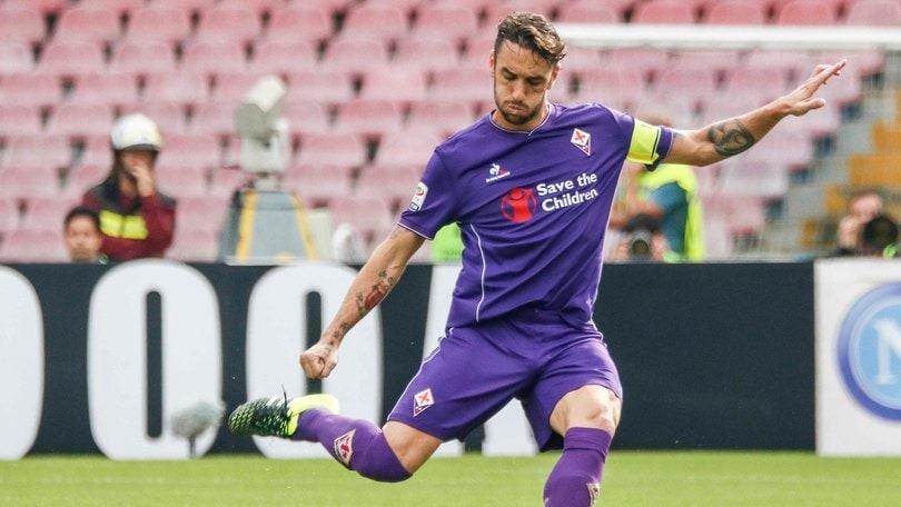 Fiorentina, Rodriguez: «Juventus e Napoli le più forti»
