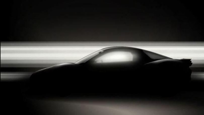 Yamaha si dà alle auto, prima foto della concept sportiva