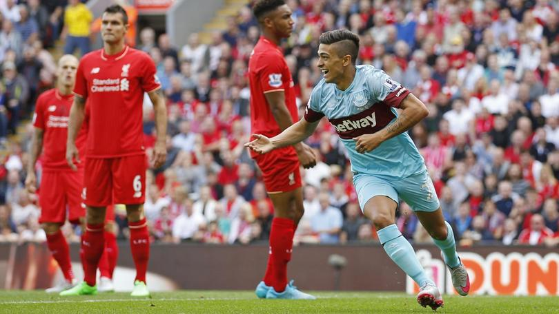 Lanzini spinge il West Ham in zona Champions League
