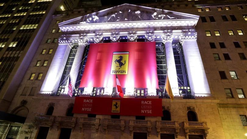 Ferrari, prezzo azioni fissato a 52 dollari