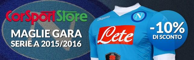 Europa League: Napoli partito in ritardo