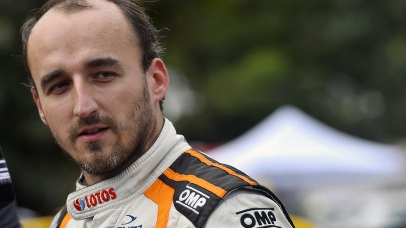 Rally, Kubica correrà il mondiale di Endurance