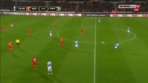 Callejon e Gabbiadini, che gol in Europa League!