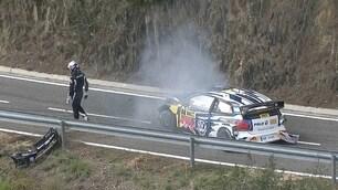 WRC, la vittoria Volkswagen al Rally di Spagna