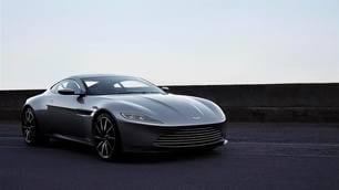 Spectre, tutte le supercar del nuovo James Bond