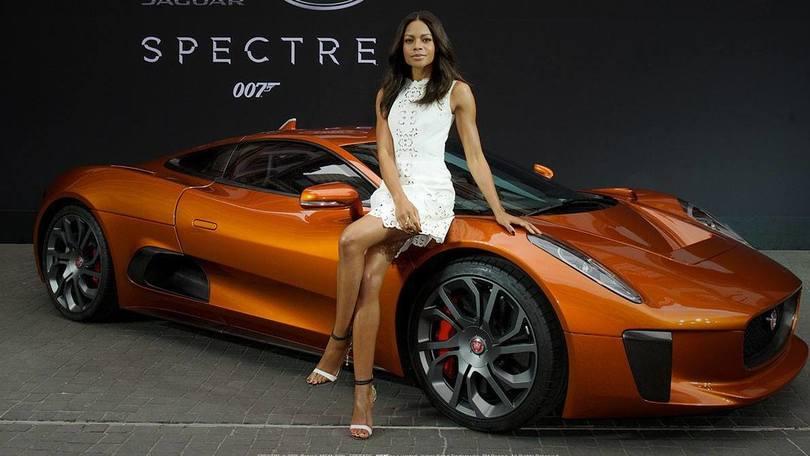 Spectre, tutte le supercar del nuovo 007