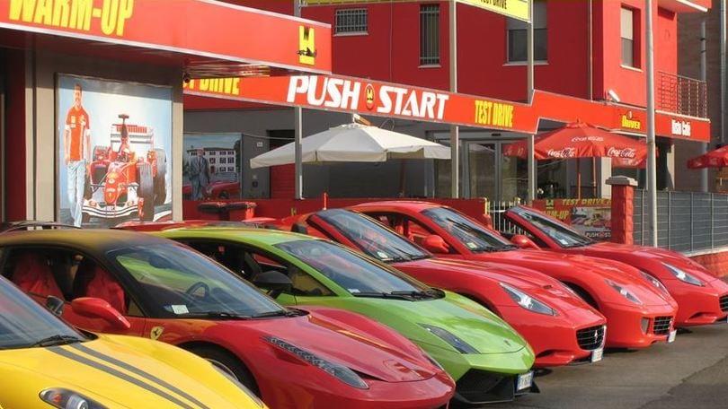 Fiorano, niente Ferrari in pausa pranzo