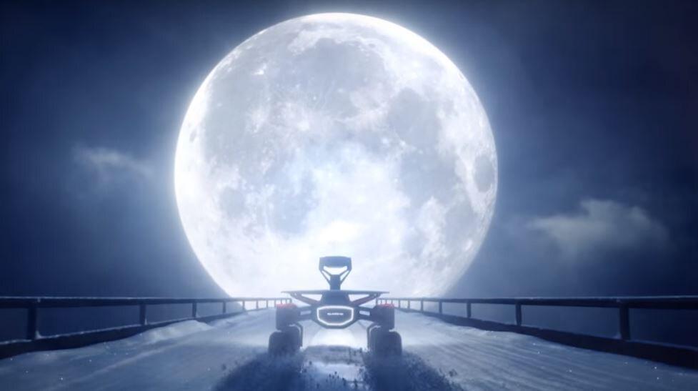 Audi Lunar Quattro, il rover per la Luna