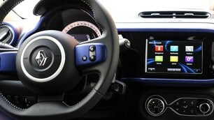 Renault Twingo Lovely, le immagini