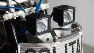 Yamaha XJR 1300 El Solitario: le immagini