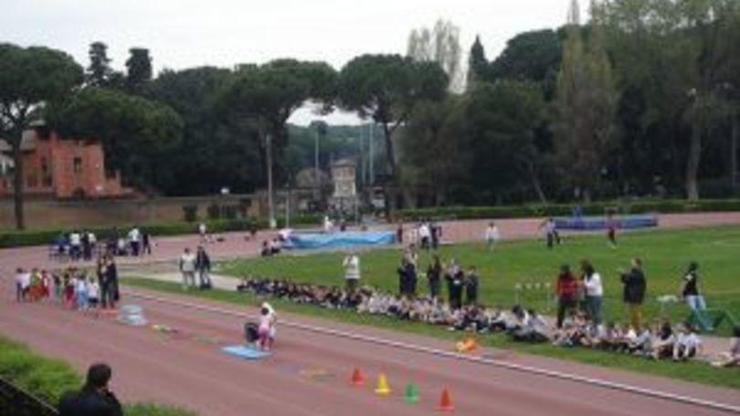 Atletica, lo Stadio Martellini riaperto per gli 80 anni