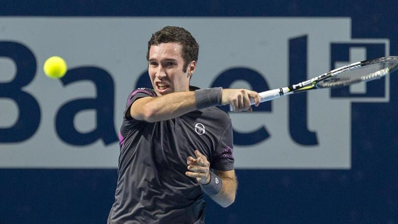 Tennis: Atp Basilea, Federer debutta con una vittoria