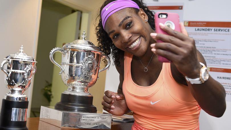 «Serena Williams è incinta di tre mesi»