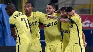 Bologna-Inter 0-1, Icardi è tornato