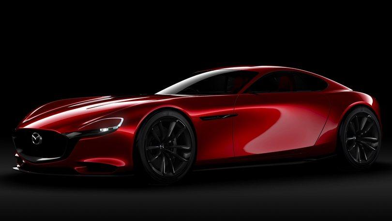 Mazda RX-Vision, prove di supercar