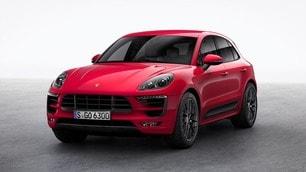 Nuova Porsche Macan GTS