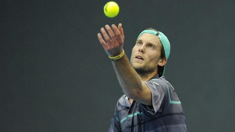 Tennis, Basilea: Seppi ko, fuori al primo turno con Goffin