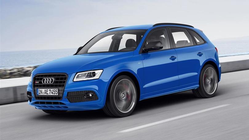 Audi SQ5, il SUV più potente dei Quattro Anelli