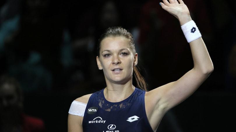 Wta Finals, Radwanska batte Halep e torna in gioco