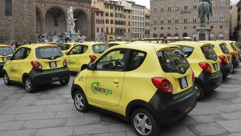 Car sharing, come cambia la mobilità in Italia