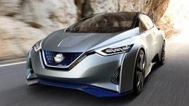 Nissan IDS, la guida autonoma al Salone di Tokyo