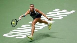 Pennetta ko con Sharapova. Era il suo ultimo singolare?