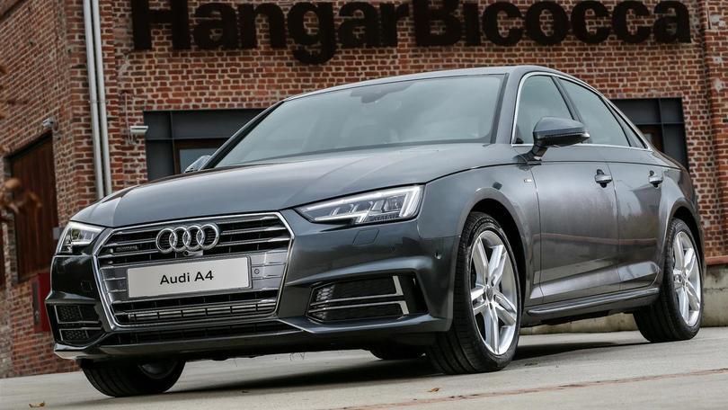 Nuova Audi A4, ritorno al successo