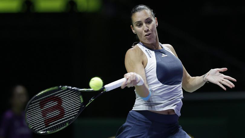 Tennis, Pennetta: «Mi mancherà la competizione, ma sono felice»