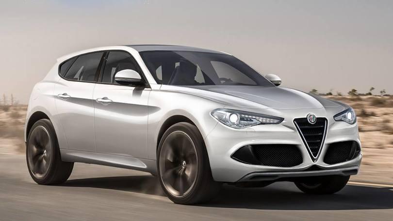 SUV Alfa Romeo, il designer lo vede così