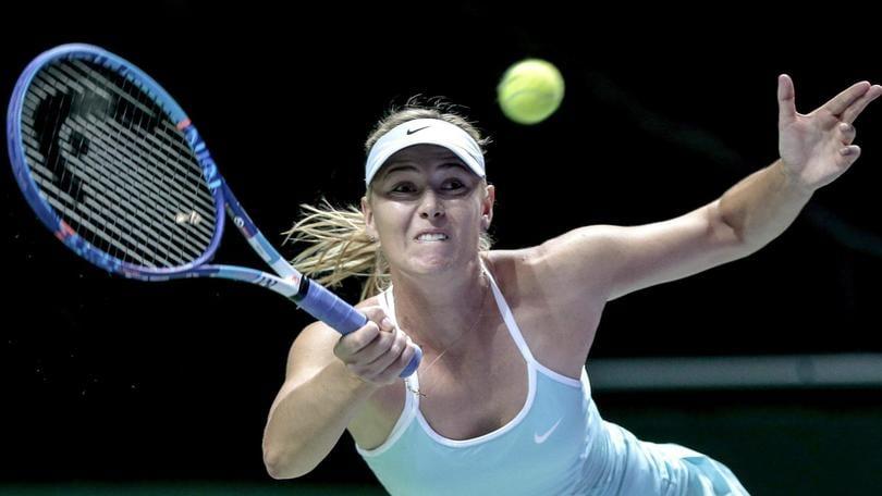 Wta Finals, Sharapova eliminata: finale Kvitova-Radwanska