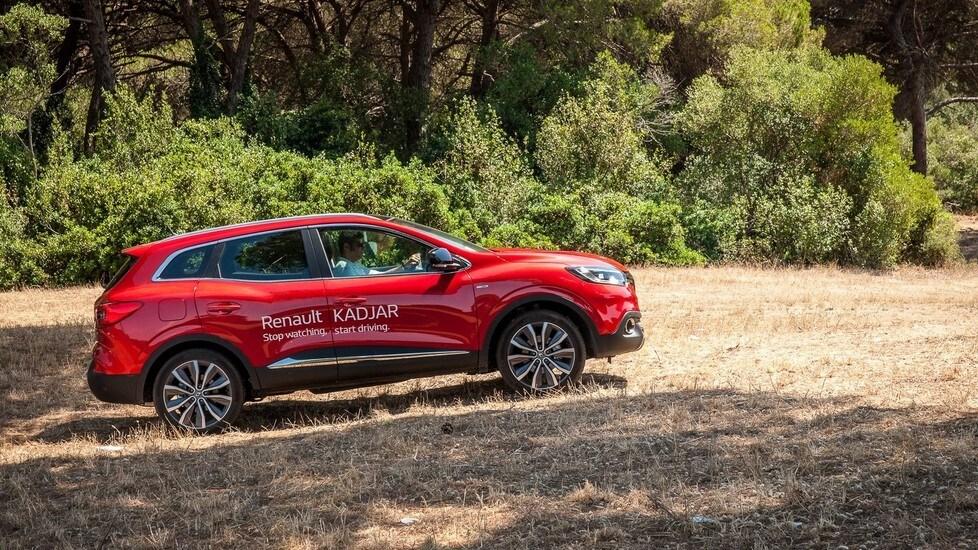 Renault Kadjar, prezzi e foto