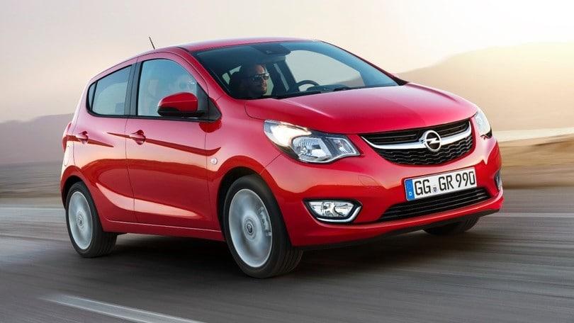 """Opel Karl, la prova della citycar """"easy"""""""