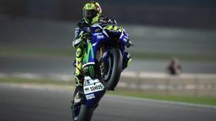 MotoGP 2015, la fotostoria della stagione di Rossi
